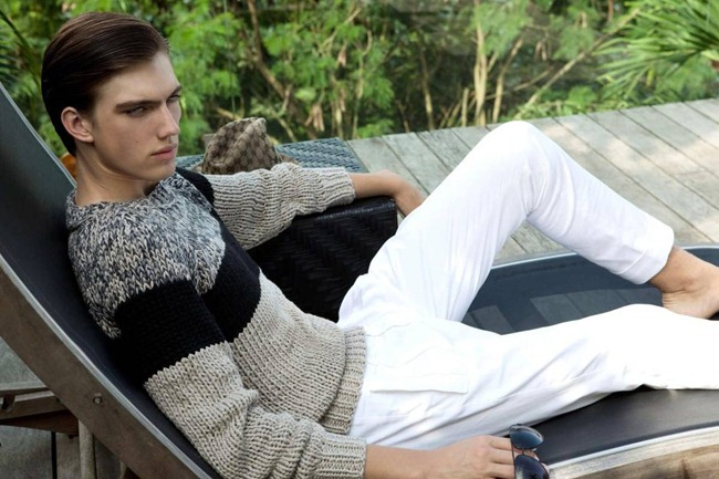 GUCCI STYLE patrick Braun by Hamid Bechiri. Summer 2012, www.imageamplified.com, Image Amplified (2)