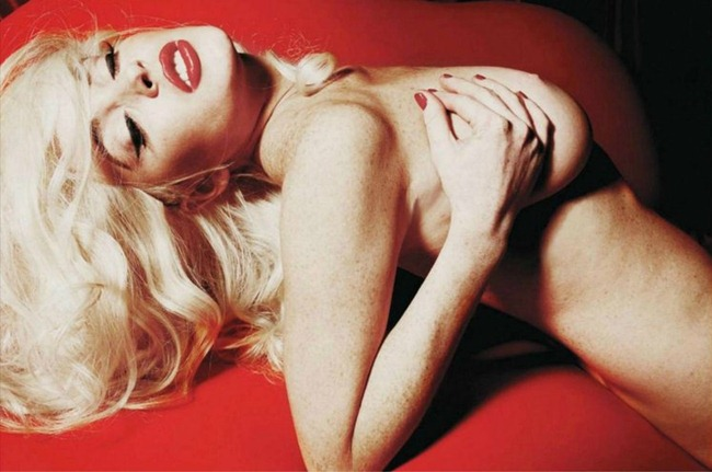 PREVIEW- Lindsay Lohan Nude for Playboy, January 2012 by Yu Tsai. www.imageamplified.com, Image Amplified6