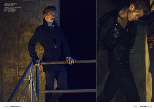FIASCO MAGAZINE- Mark Cox in The Midnight Judas by Renie Saliba. Jonathan Paul Hamilt, www.imageamplified.com, Image Amplified2