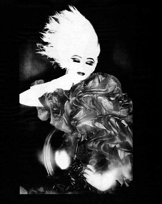 W MAGAZINE- Alexia Wight in From Jazz Age to Space Age by Nick Knight. Edward Enninful, January 2012, www.imageamplified.com, Image Amplified8