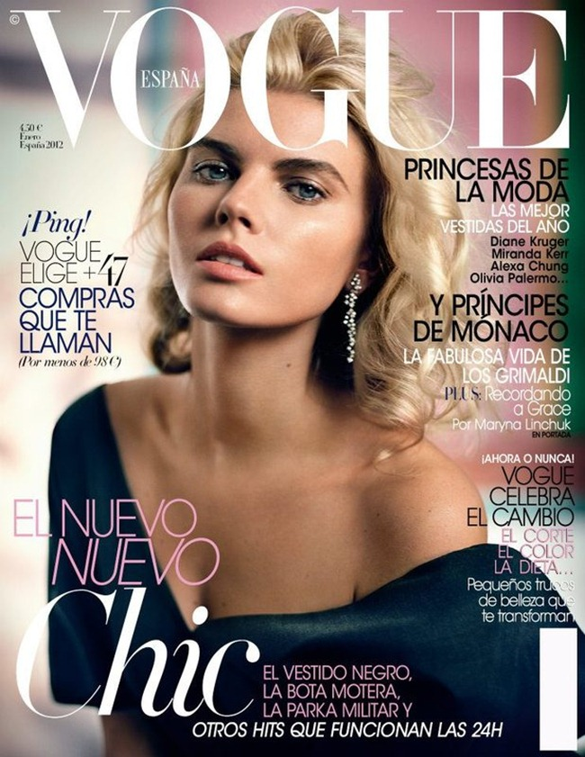 VOGUE SPAIN- Maryna Linchuk in Siempre Grace by Vincent Peters. Barbara Baumel, Belen Antolin, January 2012, www.imageamplified.com, Image Amplified9 (1)