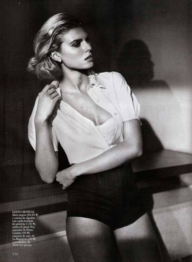 VOGUE SPAIN- Maryna Linchuk in Siempre Grace by Vincent Peters. Barbara Baumel, Belen Antolin, January 2012, www.imageamplified.com, Image Amplified5