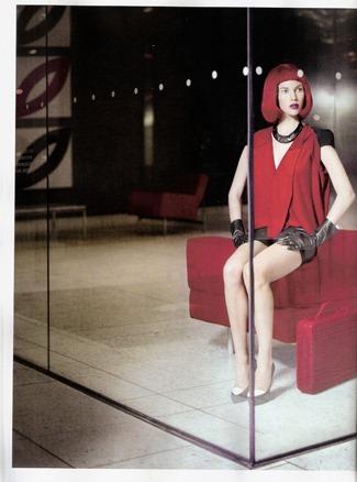 VOGUE SPAIN- Britt Maren in La mujer de rojo by Mark Seliger. Arianne Philips, Belen Antolin, January 2012, www.imageamplified.com, Image Amplified1 (1)