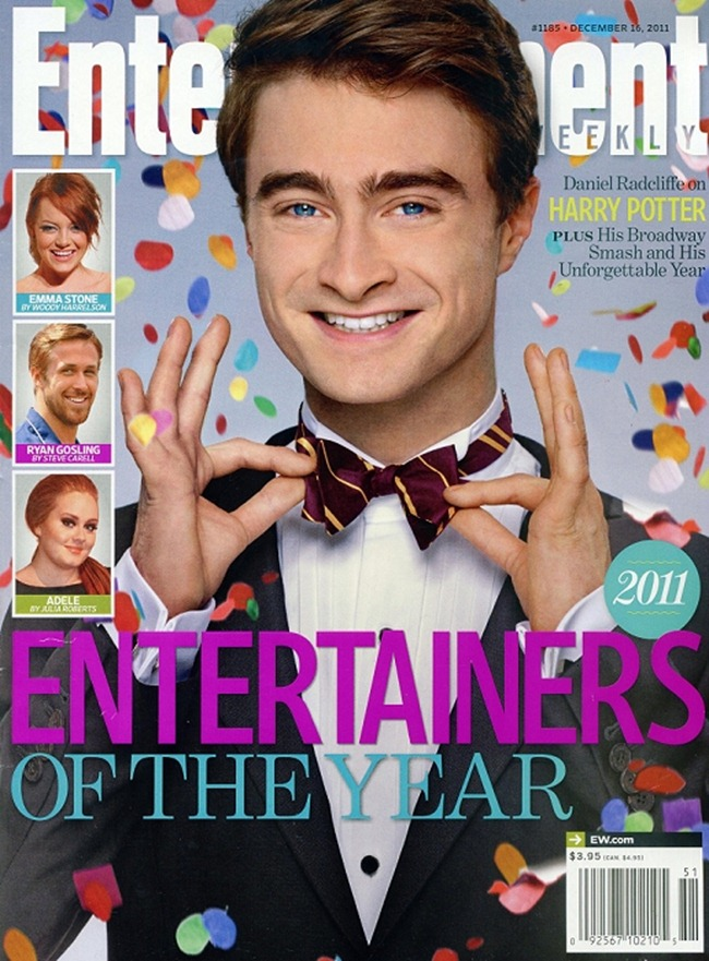 ENTERTAINMENT WEEKLY- Daniel Radclife is The Entertainer of the Year by Martin Schoeller. December 2011, www.imageamplified.com, Image Amplified1