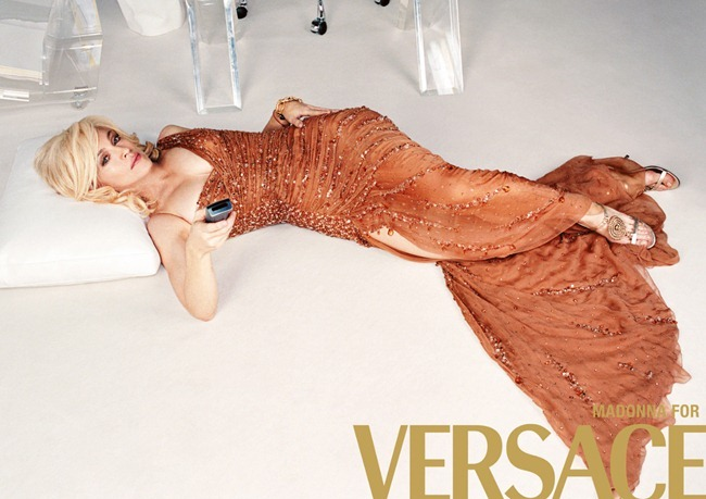 WE ♥ VERSACE- Madonna for Versace Spring 2005 by Mario Testino. www.imageamplified.com, Image Amplified4