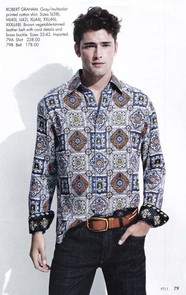 CAMPAIGN- Sean O'Pry & Cory Bond for Neiman Marcus. www.imageamplified.com, Image Amplified7