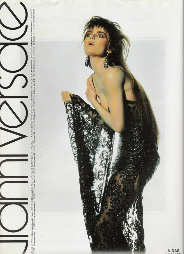 WE ♥ VERSACE- Christy Turlington for Versace Fall 1988. www.imageamplified.com, Image Amplified7