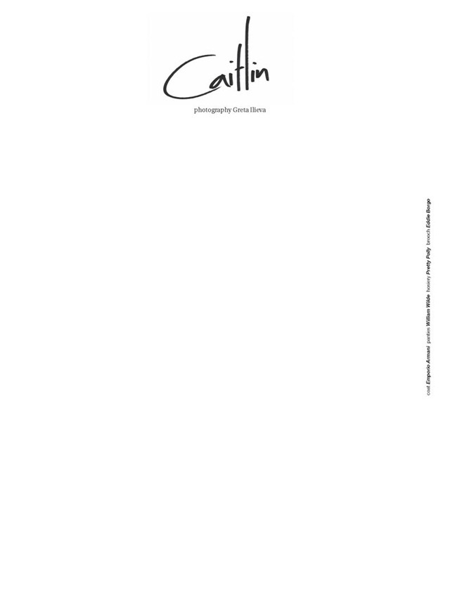 ZOO MAGAZINE Caitlin Lomax by Greta Ilieva. Margaret Crow, www.imageamplified.com, Image Amplified (1)
