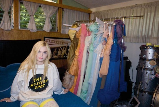 A MAGAZINE- Elle Fanning in Rodarte by Bill Owens. Ashley Furnival, Shirley Kurata, www.imageamplified.com, Image Amplified4