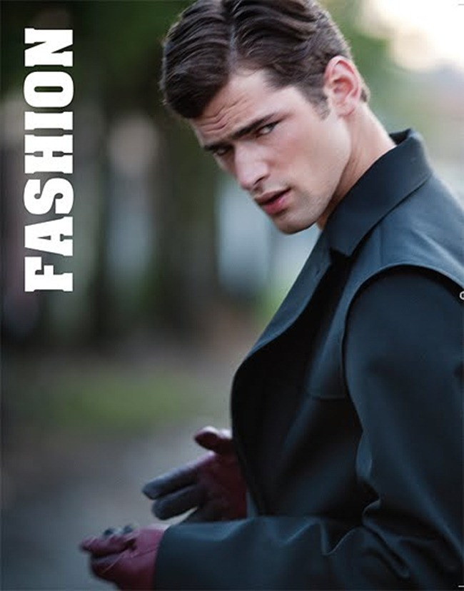 L'OFFICIEL HOMMES- Sean O'Pry in Be A Man by Kristiina Wilson. www.imageamplified.com, Image Amplified0
