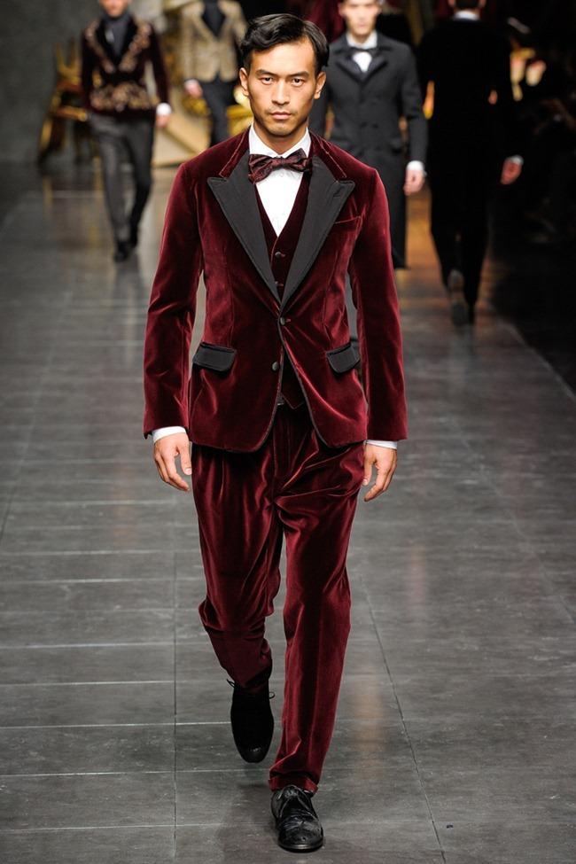 MILAN FASHION WEEK- Dolce & Gabbana Men's Fall 2012. www.imageamplified.com, Image Amplified3 (6)