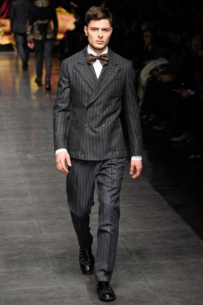 MILAN FASHION WEEK- Dolce & Gabbana Men's Fall 2012. www.imageamplified.com, Image Amplified8 (4)