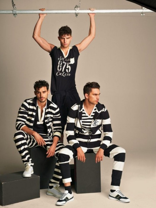 LOOKBOOK- David Gandy for Dolce & Gabbana Gym Summer 2012. www.imageamplified.com, Image Amplified4 (1)