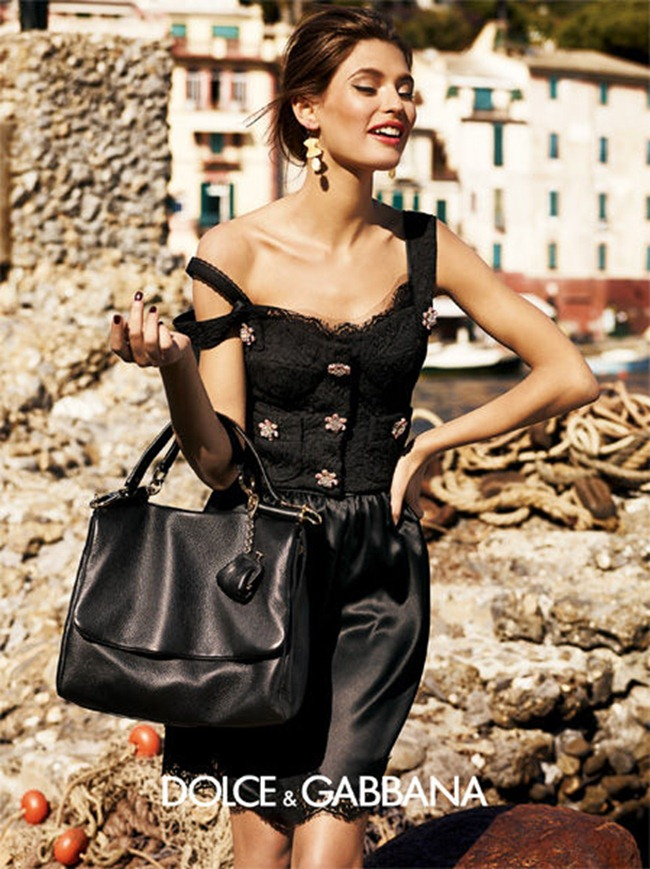 CAMPAIGN- Bianca Balti & Monica Bellucci for Dolce & Gabbana Spring 2012 by Giampaolo Sgura. www.imageamplified.com, Image Amplified9 (1)