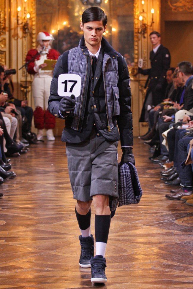 MILAN FASHION WEEK- Moncler Gamme Bleu Men's Fall 2012. www.imageamplified.com, Image Amplified5 (1)