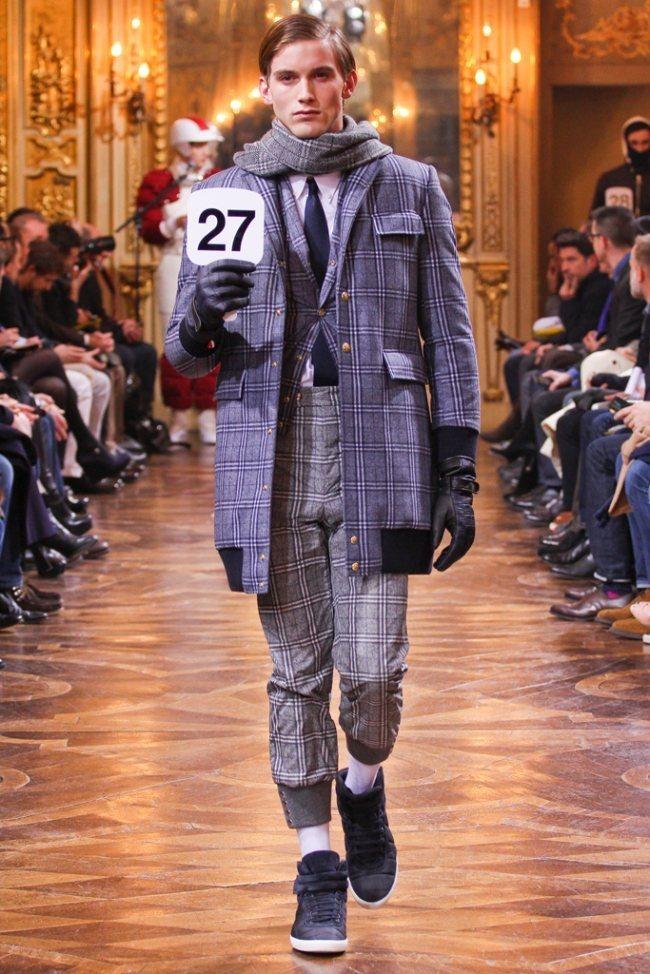 MILAN FASHION WEEK- Moncler Gamme Bleu Men's Fall 2012. www.imageamplified.com, Image Amplified5 (2)