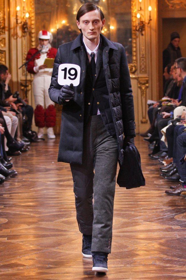 MILAN FASHION WEEK- Moncler Gamme Bleu Men's Fall 2012. www.imageamplified.com, Image Amplified7 (1)