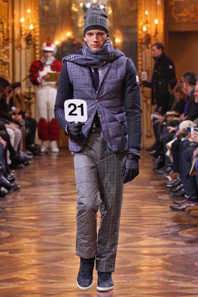 MILAN FASHION WEEK- Moncler Gamme Bleu Men's Fall 2012. www.imageamplified.com, Image Amplified9 (2)
