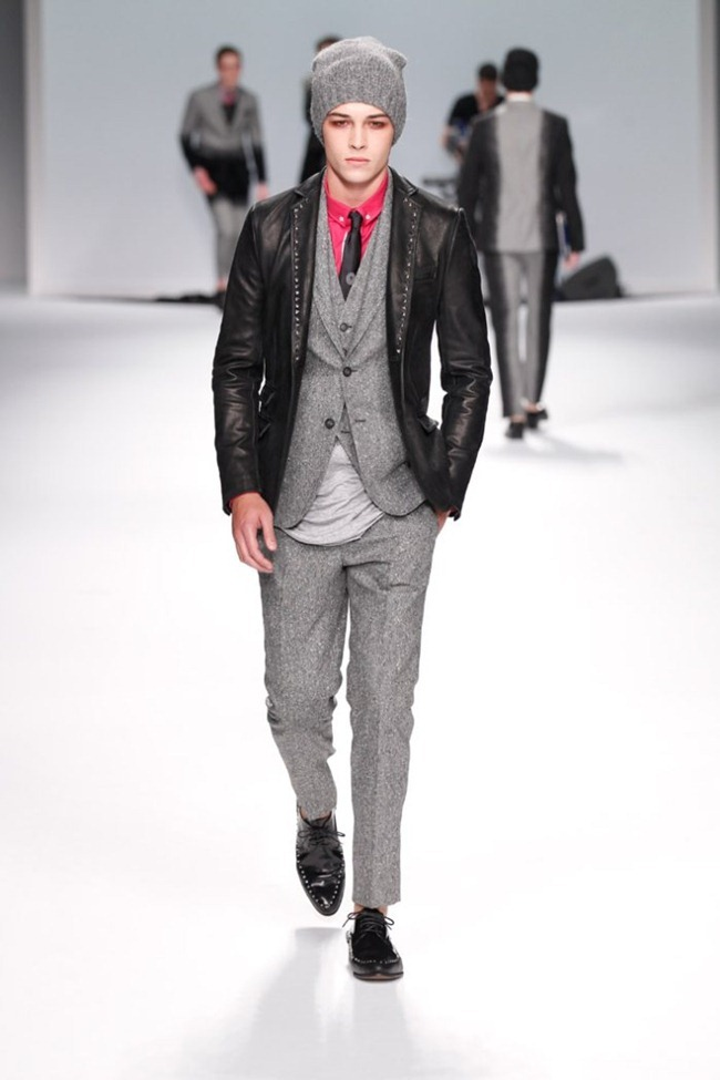 MILAN FASHION WEEK- Frankie Morello Men's Fall 2012. www.imageamplified.com, Image Amplified9 (3)