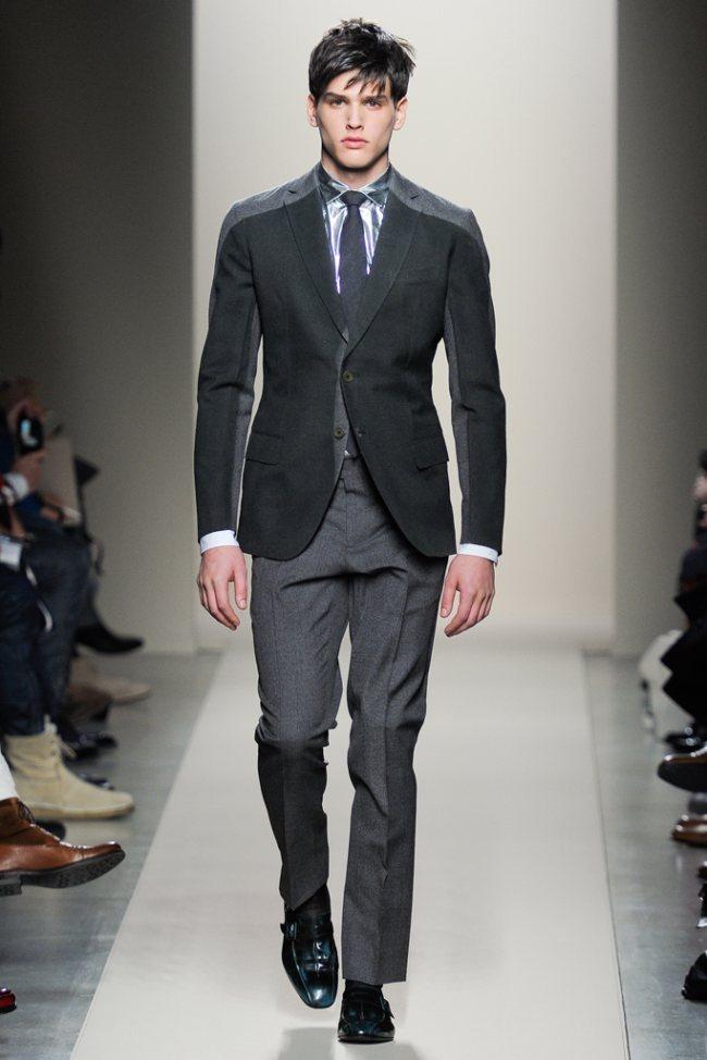 MILAN FASHION WEEK- Bottega Veneta Men's Fall 2012. www.imageamplified.com, Image Amplified1