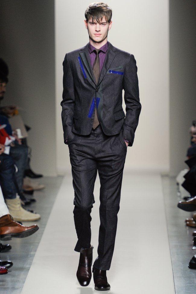 MILAN FASHION WEEK- Bottega Veneta Men's Fall 2012. www.imageamplified.com, Image Amplified6