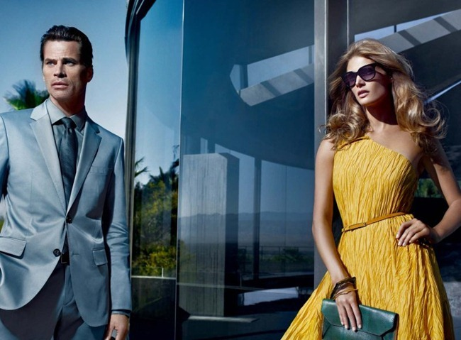 CAMPAIGN Malgosia Bela for Hugo Boss Black Spring 2012 by Mario Sorrenti. www.imageamplified.com, Image Amplified (8)