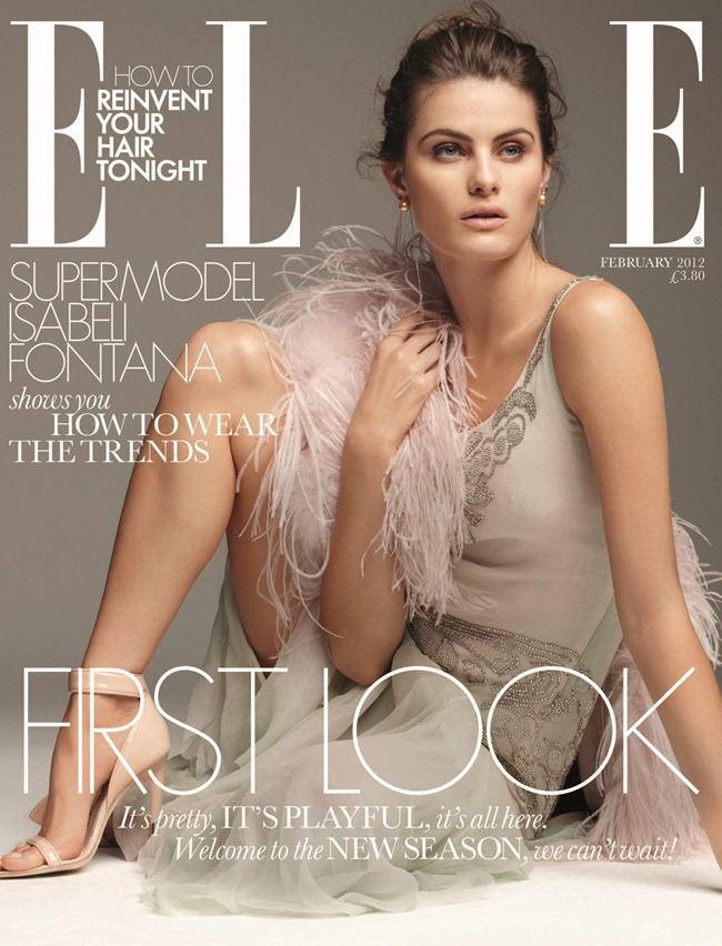 ELLE UK- Isabeli Fontana in New York, London, Milan, Paris by Thomas Schenk. Anne-Marie Curtis, February 2012, www.imageamplified.com, Image Amplified5