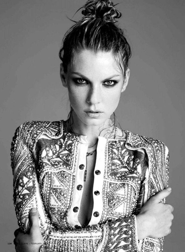 MARIE CLAIRE MAGAZINE Angela Lindvall in Spring Theory by David Roemer. February 2012, Isabel Dupre, www.imageamplified.com, Image Amplified (9)