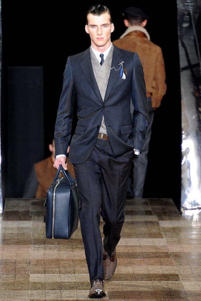PARIS FASHION WEEK- Louis Vuitton Men's Fall 2012. www.imageamplified.com, Image Amplified5