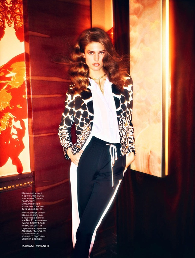 VOGUE RUSSIA Kendra Spears by Mariano Vivanco. Miranda Almond, February 2012, www.imageamplified.com, Image Amplified (6)