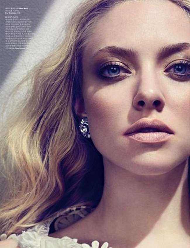 W KOREA- Amanda Seyfried in Radiance Becomes You by David Sl. February 2012, www.imageamplified.com, Image Amplified4
