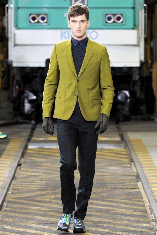 PARIS FASHION WEEK- Kenzo Men's Fall 2012. www.imageamplified.com, Image Amplified3 (3)