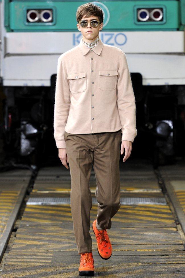 PARIS FASHION WEEK- Kenzo Men's Fall 2012. www.imageamplified.com, Image Amplified8