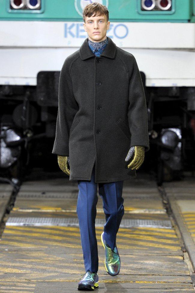 PARIS FASHION WEEK- Kenzo Men's Fall 2012. www.imageamplified.com, Image Amplified1 (2)