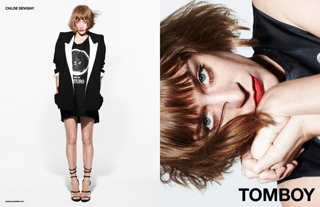 CAMPAIGN Chloe Sevigny for Tomboy Spring 2012 by Daniel Jackson. Dianna Lunt, www.imageamplified.com, Image Amplified (1)