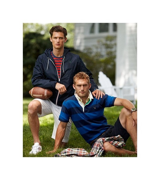 CAMPAIGN Garrett Neff & Will Chalker for Gant Spring 2012. www.imageamplified.com, Image Amplified (6)
