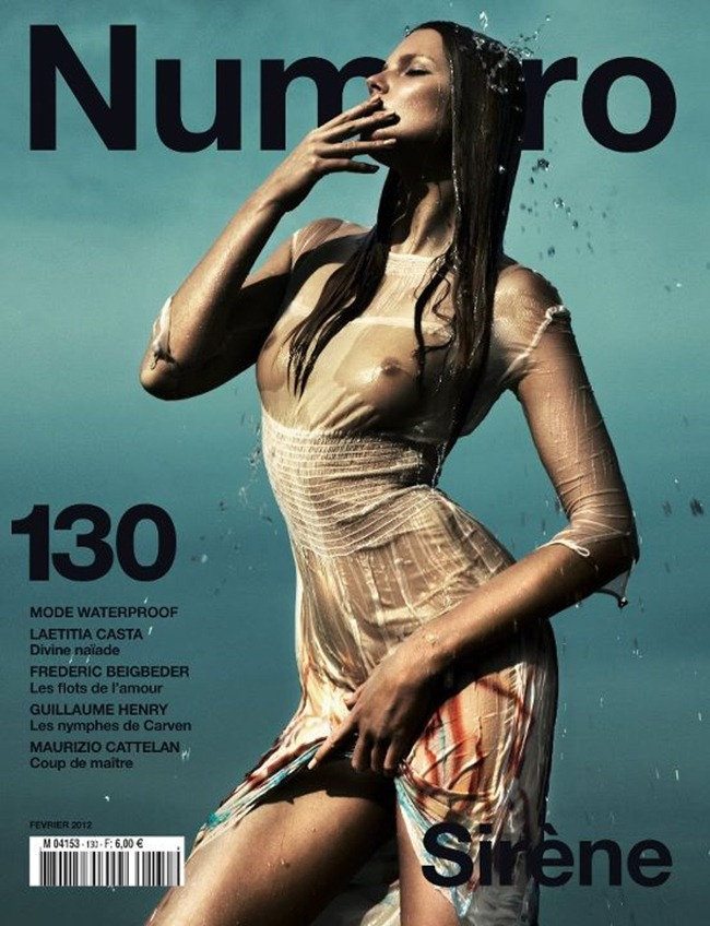 NUMERO MAGAZINE- Eniko Mihalik in Naiade by Sanchez & Mongiello. Samuel Francois, February 2012, www.imageamplified.com, Image Amplified3