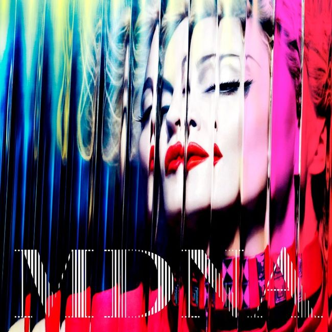 "SOUND CAFFEINE: Madonna's ""Give Me All Your Luvin'"" Music Video. Image Amplified www.imageamplified.com"