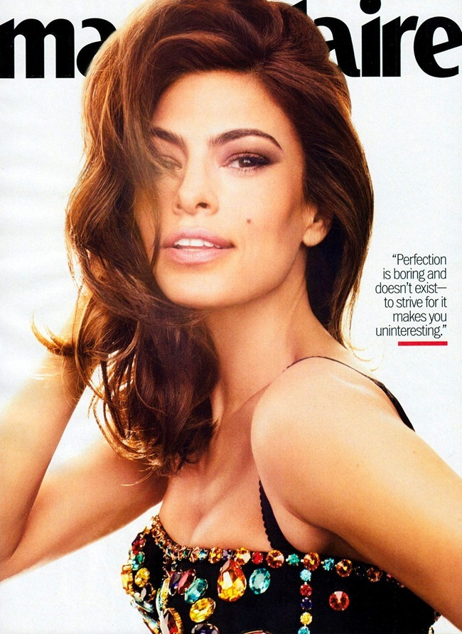 MARIE CLAIRE MAGAZINE- Eva Mendes in Hot & Bothered by Txema Yeste. March 2012, Nina Garcia, www.imageamplified.com, Image Amplified8