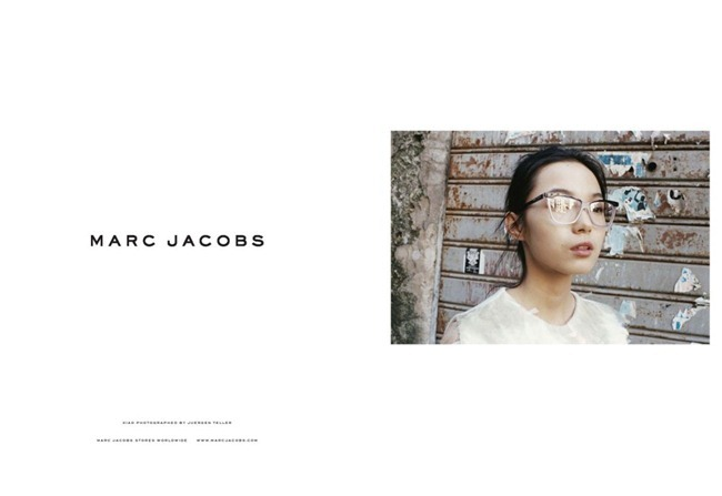 CAMPAIGN Xiao Wen for Marc Jacobs  Spring 2012 by Juergen Teller. www.imageamplified.com, Image Amplified (4)
