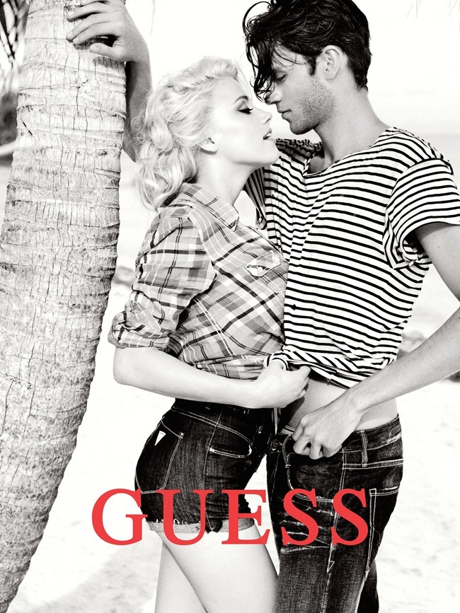 CAMPAIGN- Silviu Tolu for Guess Spring 2012 by Ellen Von Unwerth. www.imageamplified.com, Image Amplified2 (1)