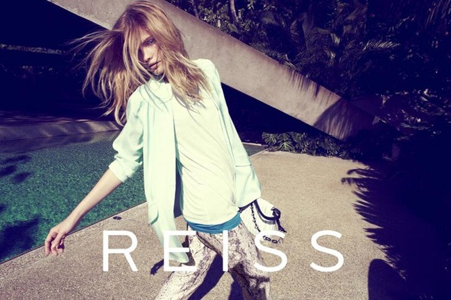 CAMPAIGN Yulia Vasiltsova for Reiss Spring 2012 by Nagi Sakai. www.imageamplified.com, Image Amplified (18)