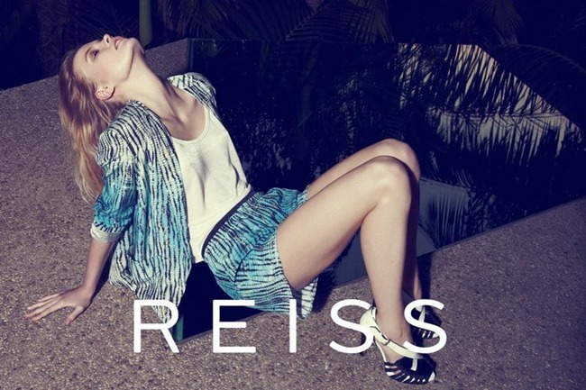 CAMPAIGN Yulia Vasiltsova for Reiss Spring 2012 by Nagi Sakai. www.imageamplified.com, Image Amplified (2)