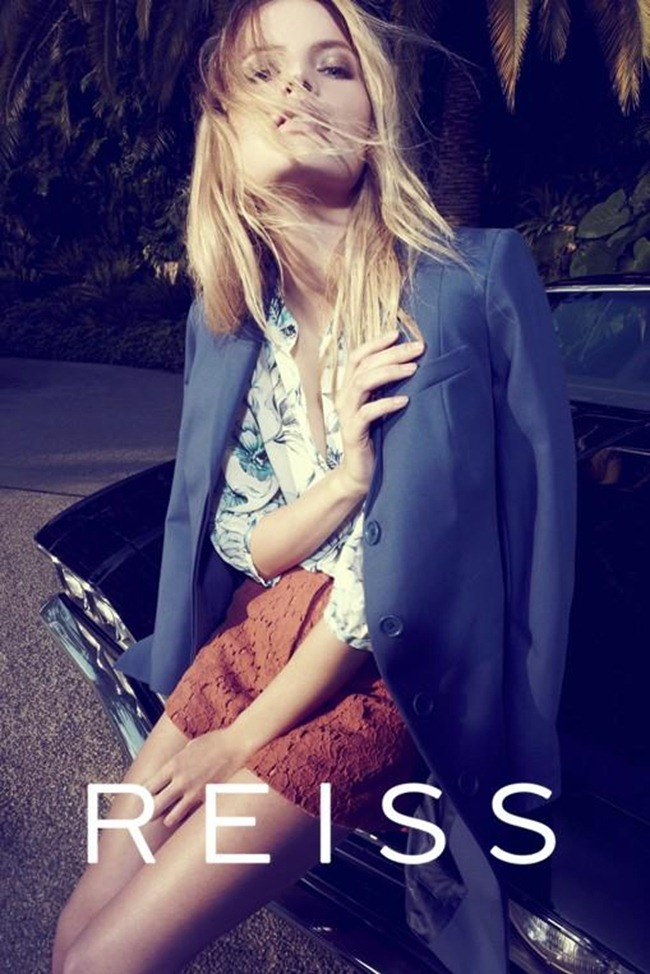 CAMPAIGN Yulia Vasiltsova for Reiss Spring 2012 by Nagi Sakai. www.imageamplified.com, Image Amplified (4)