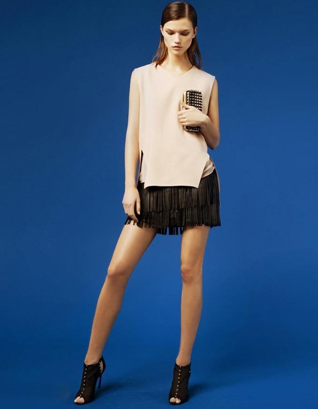 LOOKBOOK Kasia Struss for Zara March 2012. www.imageamplified.com, Image Amplified (1)