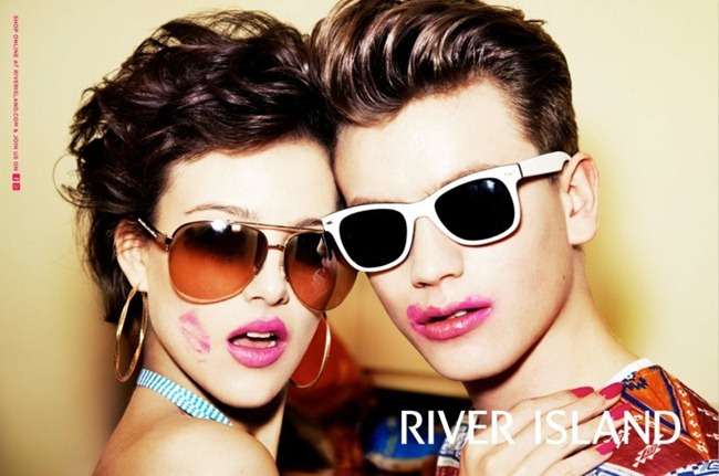 CAMPAIGN Jacob Young, Ryan Kennedy & Sid Ellisdon for River Island Spring 2012 by Ellen von Unwerth. www.imageamplified.com, Image Amplified (5)