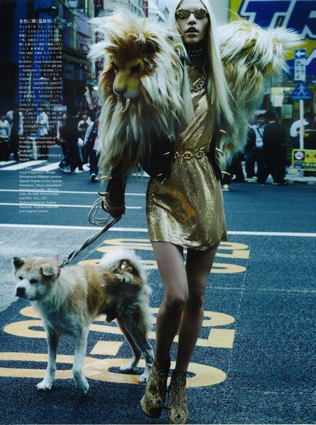 VOGUE JAPAN- Aline Weber in The Girl Who Rocks the Planet by Giampaolo Sgura. Anna Dello Russo, April 2012, www.imageamplified.com, Image Amplified2 (1)