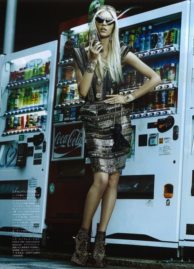 VOGUE JAPAN- Aline Weber in The Girl Who Rocks the Planet by Giampaolo Sgura. Anna Dello Russo, April 2012, www.imageamplified.com, Image Amplified1