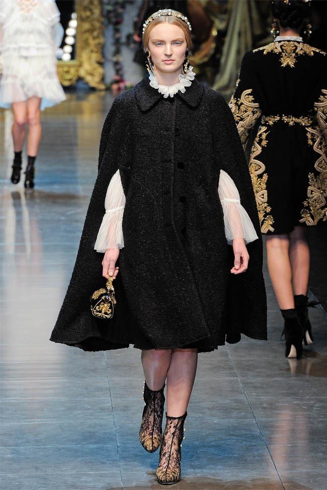MILAN FASHION WEEK Dolce &  Gabbana Fall 2012. www.imageamplified.com, Image Amplified (7)