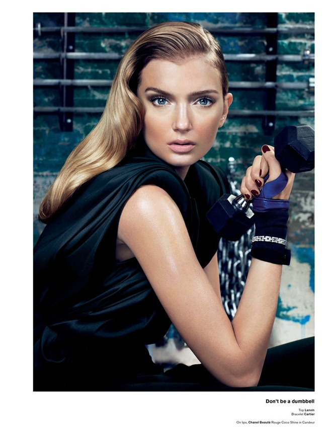 V MAGAZINE Lily Donaldson in She Better Work (Out) by Sharif Hamza. Tom Van Dorpe, www.imageamplified.com, Image Amplified (4)